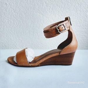 UGG Wedge Heel Sandals Size 10